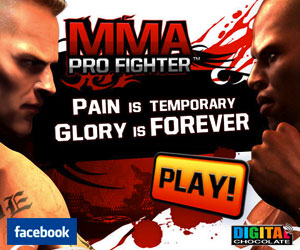 Play MMA Pro Fighter on Facebook!